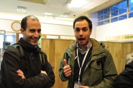 Rémi Rateau (TCD -iCRAG) and Martin Nauton-Fourteu (NUIG - iCRAG)
